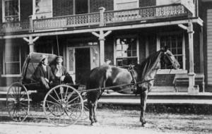 Walker House circa 1900